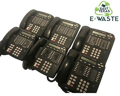 Lot of (6) Lucent 4412d  - Digital Display - Office Phone