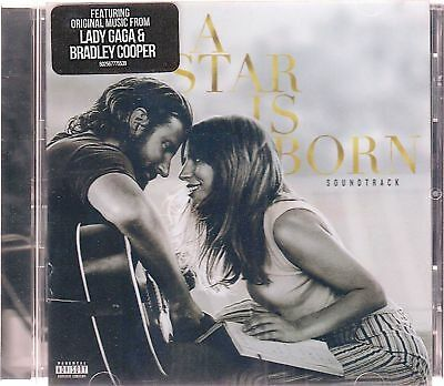 A Star is Born Soundtrack CD - BRAND NEW Sealed - Lady Gaga, Bradley Cooper