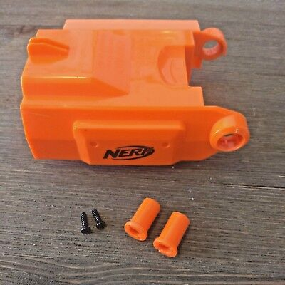 Nerf VULCAN EBF-25 Orange belt cover lid replacement part