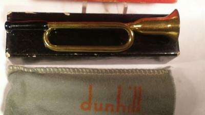 VINTAGE 1930s.ART DECO BUGLE CIGARETTE HOLDER SIGNET ALFRED DUNHILL SUPER CLEAN.