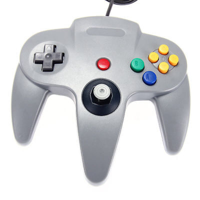 Wired USB controller Gaming Gamepad Joystick For Nintendo 64 n64 Tablet Window