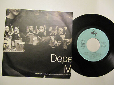 """Depeche Mode Everything Counts 7"""""""