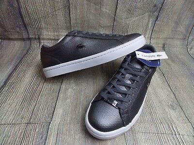 6a91f26f1 LACOSTE STRAIGHTSET METALLIC WOMENS TRAINERS BN GENUINE 7uk LADIES SNEAKERS