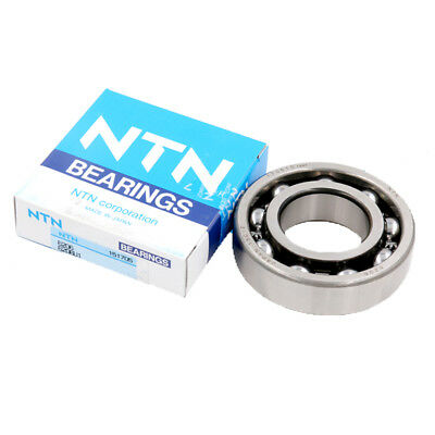 NTN 6006LH Single Row Radial Ball Bearing Single Sealed Light Contact Rubber