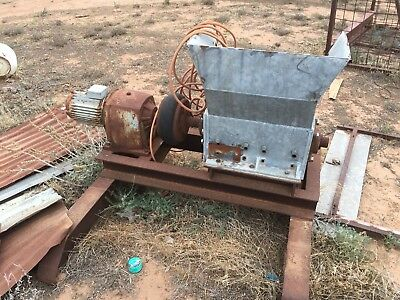 Hammer Mill 3 phase