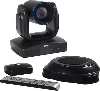 Aver VC520 Professional USB HD Video Conference Camera System Speakerphone Black