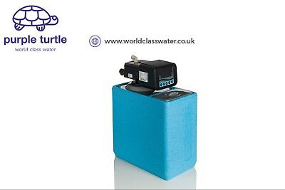 Automatic Home Water Softener - 23Ltr (7+ person household) incl free 10kg salt