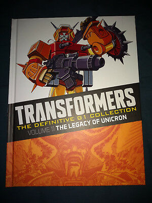 Transformers Definitive G1 Collection - issue 39 vol 11 The Legacy of Unicron