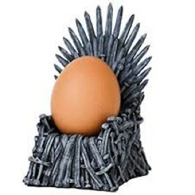 Eierbecher Thron Egg of Thrones total cool