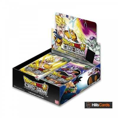 Dragon Ball Super Card Game Clash of Fates Themed Booster Sealed Box: 24 Packs Z