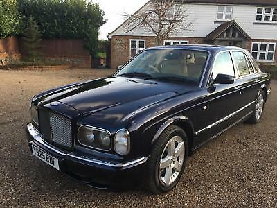 2001 Bentley Arnage 6.8 auto Red Label 59500 miles s/history