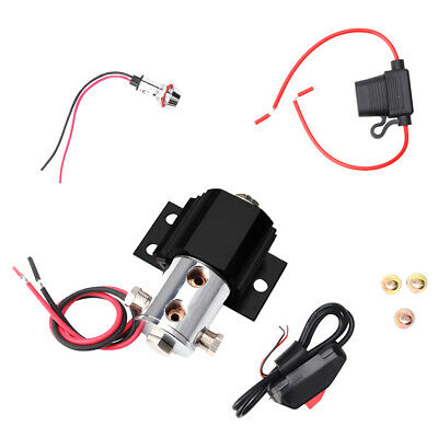 Front Brake Line Lock Black Electric Control Hill Holder for Ford Mustang