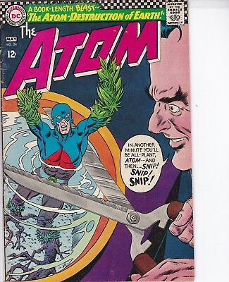 The Atom #24 (Apr-May 1966, DC) Fine