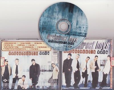 Backstreet Boys-CD-Backstreet's Bach-1997-