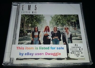 CD ⋆ Little Mix ⋆ LM5 ⋆ 2018 ⋆ Brand New & Sealed