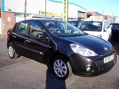 2009 Renault Clio 1.2 16v Expression, Low Miles,
