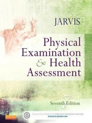 |e-Version| Physical Examination & Health Assessment 7th Edition Carolyn Jarvis