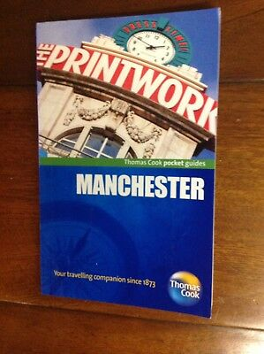 Thomas Cook pocket travel guide to MANCHESTER