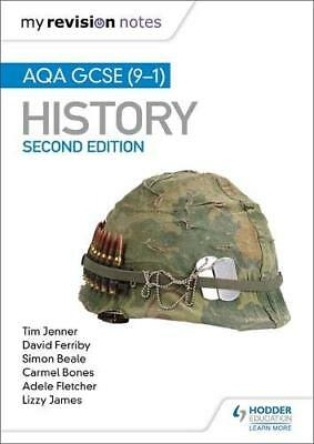 My Revision Notes: AQA GCSE (9-1) History, Second edition Paperback