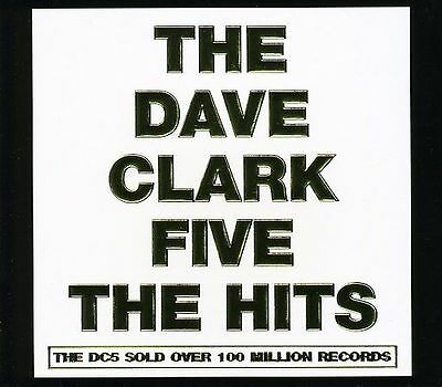 Dave Clark Five-The Hits-28 Cuts-Out Of Print-Warehouse Find-New Sealed Cd