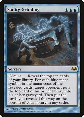 Thunderblust Eventide NM Red Rare MAGIC THE GATHERING MTG CARD ABUGames
