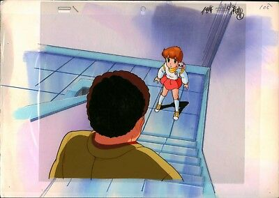 ANIME CEL original production magical emi