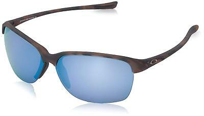 698bd1c920 Oakley Unstoppable OO9191-18 Sunglasses POLARIZED Matte Brown Prizm Deep  Water