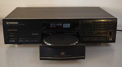PIONEER PD-S603 CD-Player Compact Disc CD Deck Musik Anlage