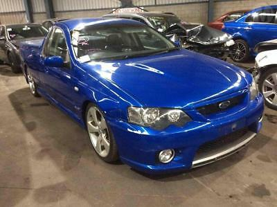 Ford  FPV ba xr8 290 boss ute built number 003 listed as a repairable write off