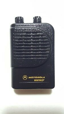 Motorola Minitor III 3 VHF PAGER 151-159MHz FIRE EMS Tested w/FREE SHIPPING
