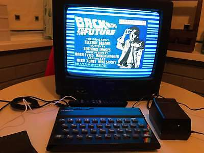 ZX Spectrum 48k Boxed and Fully Working
