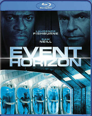 Event Horizon (Blu-ray Disc, 2013) - NEW!!