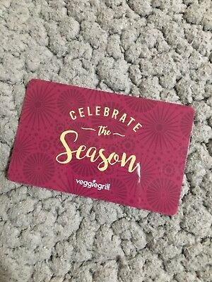 $30 Gift Card For Veggiegrill