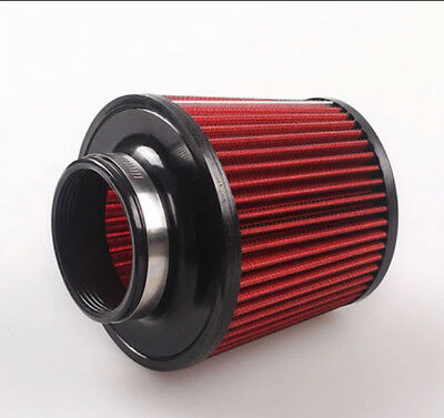 """K&N Type Universal Air Filter Cold Air Intake Induction Kit Cone Style 76mm 3"""""""