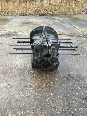 VW AIRCOOLED ENGINE case AB Code - Cam, Crank and Flywheel - small case  bolts