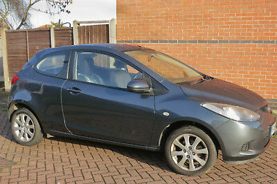 Mazda 2 TS2, 1.3 manual, low mileage relisted, lower reserve