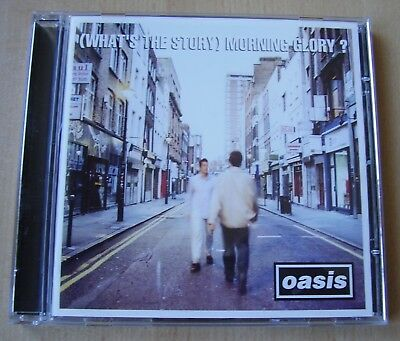 Oasis - (What's The Story) Morning Glory ? auf CD in Guter Qualität