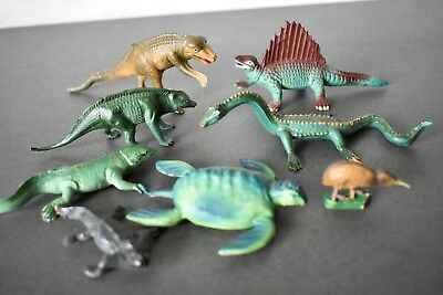 STARLUX figurines collection animaux, prehistoire LOT ANIMAUX 2