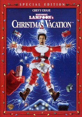 National Lampoon s Christmas Vacation Special Edition Chevy Chase DVD PG 13 NEW