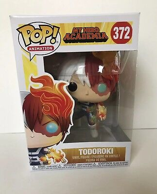 Funko Pop Todoroki My Hero Academia #372