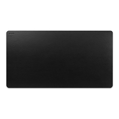 "Leather Desk Blotter Pad Protective Mat 34""x 17"" Large Personalize High Quality"