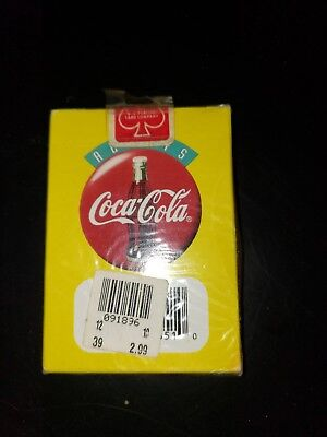Always Coca Cola Playing Cards 1994 Sealed New US Playing Card Co No 351