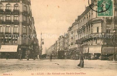 13479183 Lille_Nord Rue Nationale Grande Place Lille_Nord