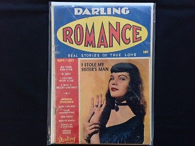 DARLING ROMANCE #1 Lot of 1 Archie Comic Book!