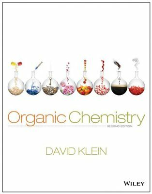 |e-Version| Organic Chemistry 2nd Edition + Solutions Manual by David Klein