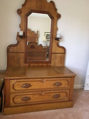 Vintage Bedroom Set circa 1900