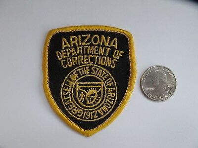 Arizona Dept. Of Corrections Patch