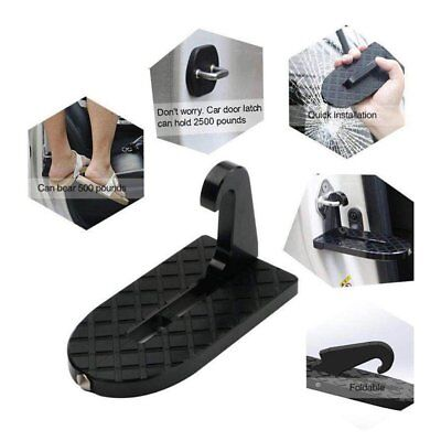 Access Roof Of Car Door Step Pedal Gives You a Step To Easily Rooftop Doorstep