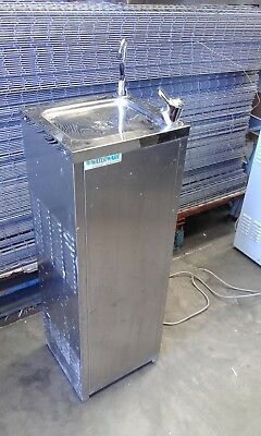 Refrigerated Commercial Stainless Water Fountain...waterware  (Y4708)