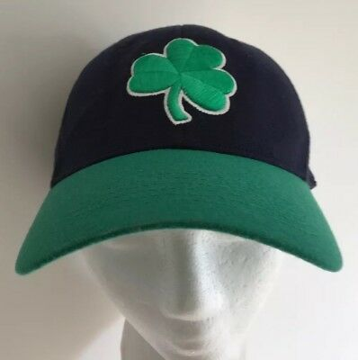 Notre Dame Fighting Irish Top of the World Fitted Hat Throwback 90's TOW Vintage